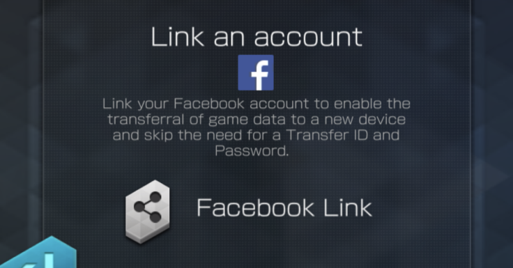 Please check your account's Data Transfer settings|An all-new Shin