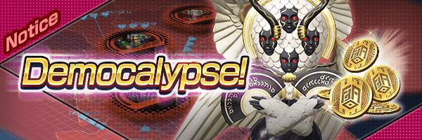 [Democalypse] Starting at 7:00 11/10 PST!