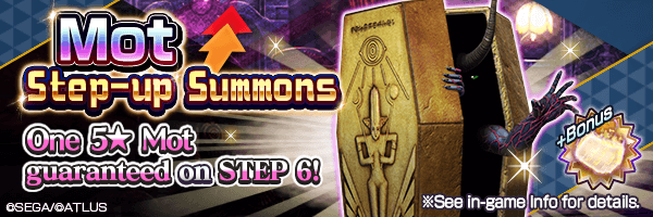 Guaranteed on Step 6! Mot Step-up Summons Incoming!