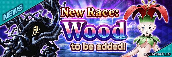 New Race: Wood Demons