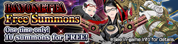 One time only! 10 summons for FREE!