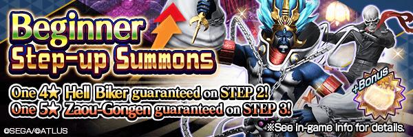 4★/5★ demons are guaranteed!