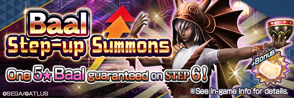 New demon guaranteed on Step 6!