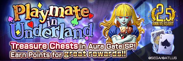 [2.5 Year Anniv.] Aura Gate SP Event