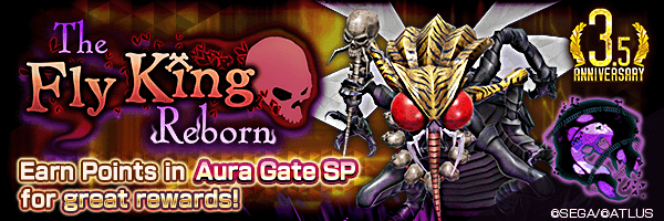 [3.5 Year Anniv.] Aura Gate SP event