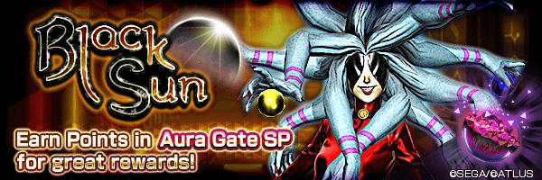 Golden Lockdown 2021: Aura Gate SP event