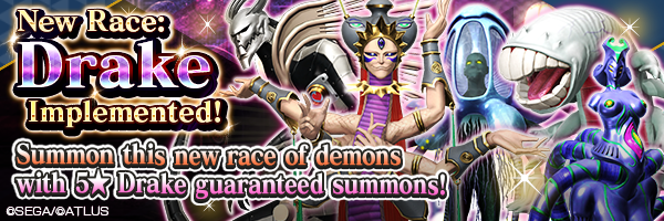 One 5★ Drake demon guaranteed on Step 3! Step-up summons incoming!