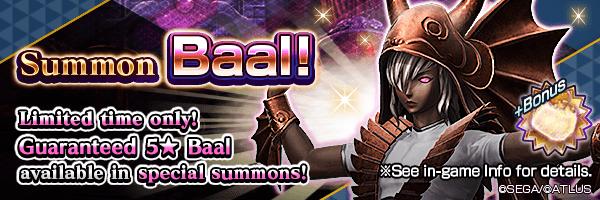 Guaranteed on Step 3! Baal Step-up Summons Incoming!