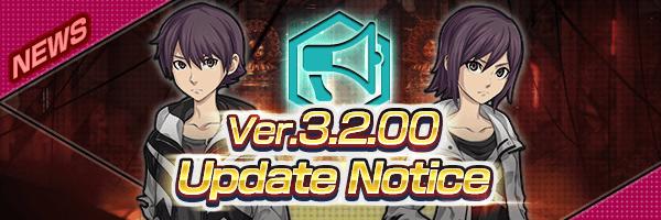 [Ver.3.2.00] Update Info (9/7 Added)