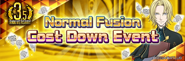 [3.5 Year Anniv.] All Fusion for 4★/5★ demons is applicable! Fusion Cost Down Event Coming Soon!