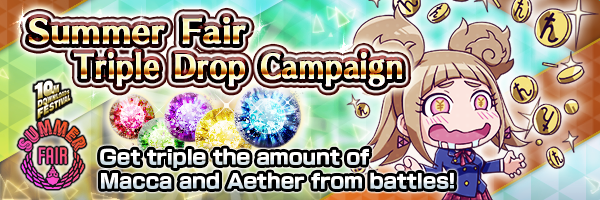 Obtain extra Macca and Aether!