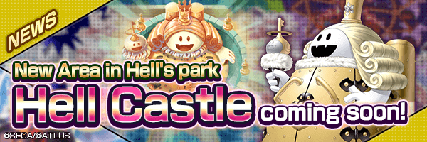 New and Final Area to be Added to Hell's Park! Universal Spirits will be included in the rewards!